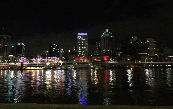 Home exchange in,Australia,Brisbane,Treasury Casino and CBD from Southbank