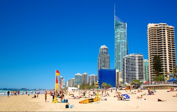 Home exchange in,Australia,Brisbane,Day Excursion: Surfers Paradise (55 minute drive)