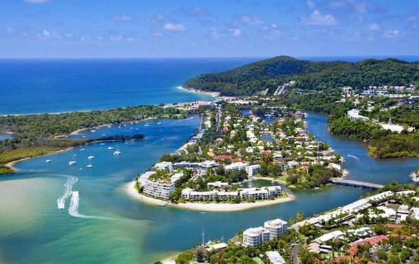 Home exchange in,Australia,Brisbane,Day Excursion: Noosa (90 minute drive)