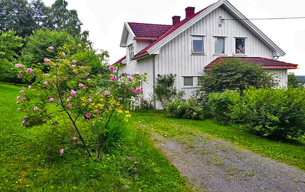 BoligBytte til,Norway,Kapp,Nice house with great garden