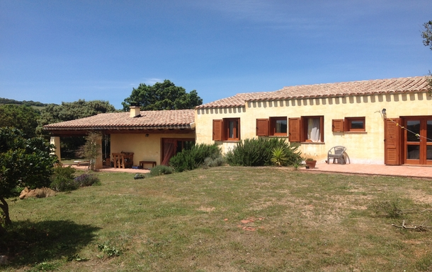Home exchange in Italy,Telti, 15k,, sardinia,Quiet country home in Sardinia,Home Exchange  Holiday Listing Image
