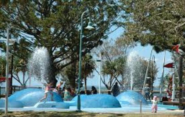 Home exchange in,Australia,Wynnum,Wynnum Beach Park (2mn drive)