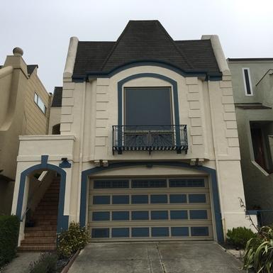 Échange de maison en États-Unis,San Francisco, California,Renovated classic SF home, ocean view,Echange de maison, photos du bien