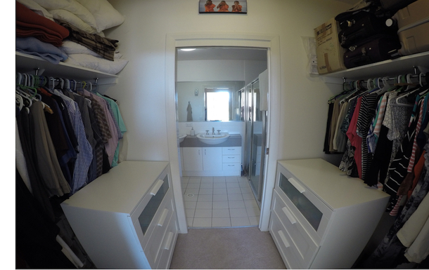 Home exchange in,Australia,Redcliffe,Walk-In and Ensuite