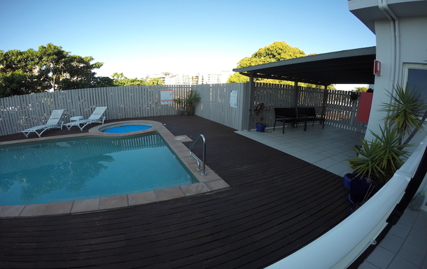 Home exchange in,Australia,Redcliffe,Swimming Pool and Spa
