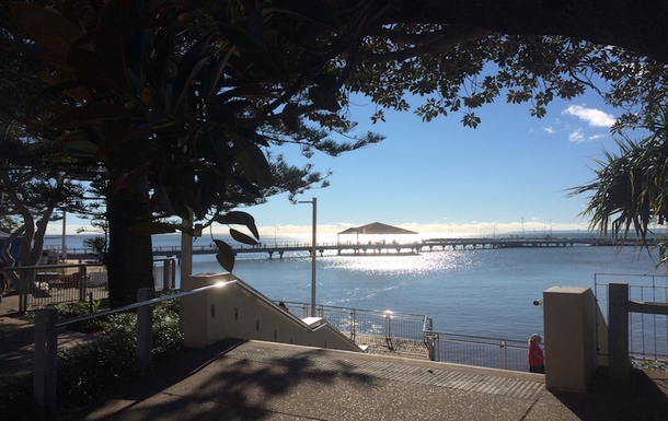 Home exchange in,Australia,Redcliffe,Redcliffe Jetty