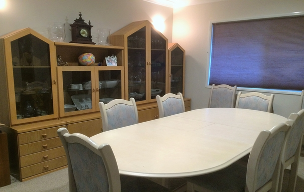 Home exchange in,Australia,BRISBANE,Dining room