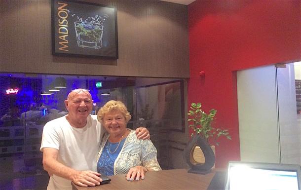 Home exchange in,Australia,Merrimac,Marcia and John