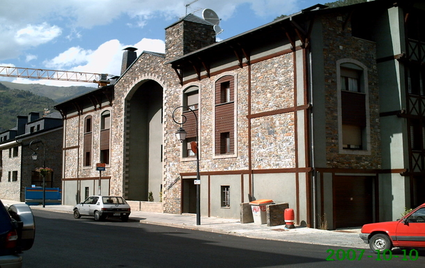 Home exchange country Andorra,ORDINO, ORDINO,EDIFICE FONT Nº18 LA CORTINADA ORDINO ANDORRE,Home Exchange Listing Image