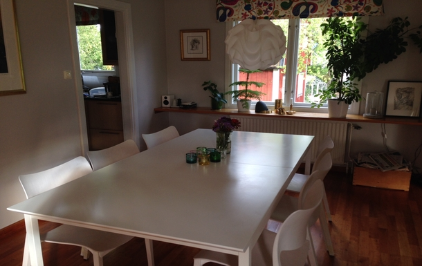 Home exchange in Sweden,Stockholm, Stockholms län,Stockholm - calm area close to the city,Home Exchange & House Swap Listing Image