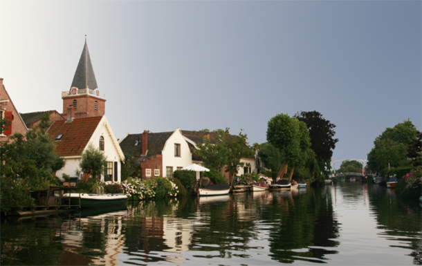 BoligBytte til,Netherlands,Amsterdam, 10k, S,Vreeland Village
