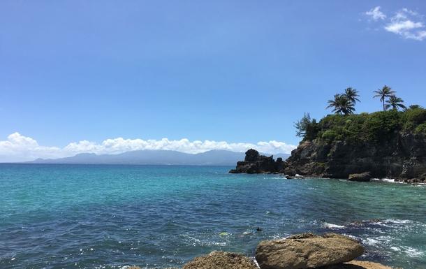BoligBytte til,Guadeloupe,Le Gosier, 2k, E,our beach