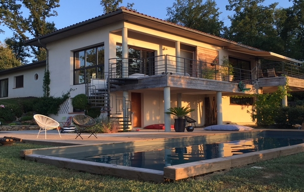 Boligbytte i  Frankrike,Brens, Occitanie,Belle maison architecte-Albi 10min - Pool+spa,Home Exchange & House Swap Listing Image
