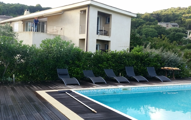 Home exchange in France,Santa maria di Lota, Bastia, 5km, N, Corse,France - Bastia, 5km, N - House (2 floors+),Home Exchange & House Swap Listing Image