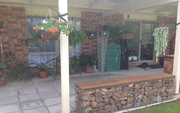 Home exchange in,Australia,BENALLA,Back Patio