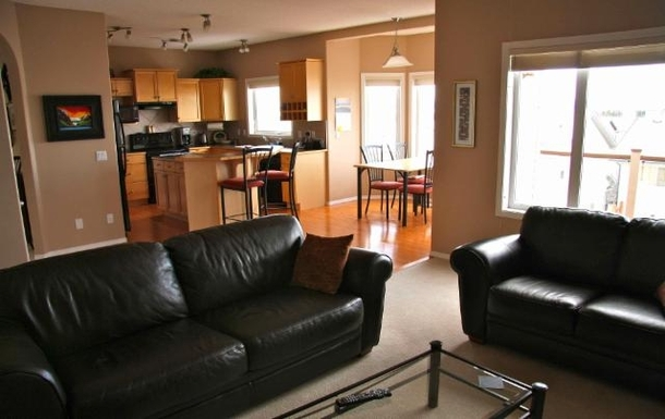 Home exchange in Canada,Calgary, Alberta,Beautiful NW home, easy access to Banff, city,Home Exchange & Home Swap Listing Image