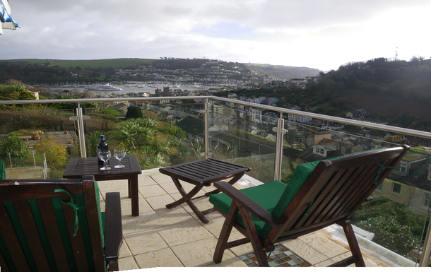 Boligbytte i  Storbritannia,Dartmouth, Devon,Sunny home in pretty seaside town in Devon,Home Exchange & House Swap Listing Image