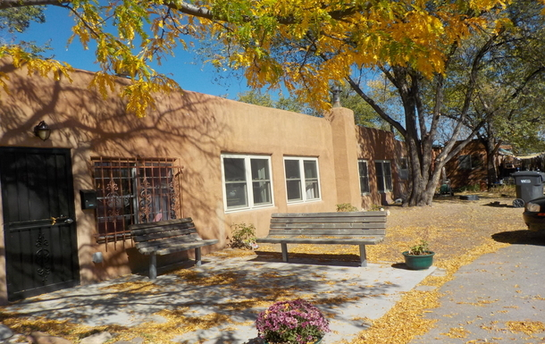 Boligbytte i  USA,Santa Fe, New Mexico,Historic Southwestern Adobe in Santa Fe,Home Exchange & House Swap Listing Image