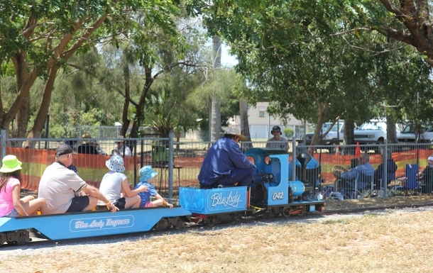 BoligBytte til,Australia,TOWNSVILLE,Miniature trains operate last sunday of the month