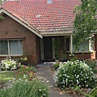 Home exchange in,Australia,BEAUMARIS,entrance to our house