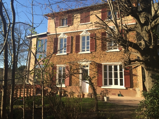 Home exchange in France | arcueil | Lovely house-Romantic garden 10 ...