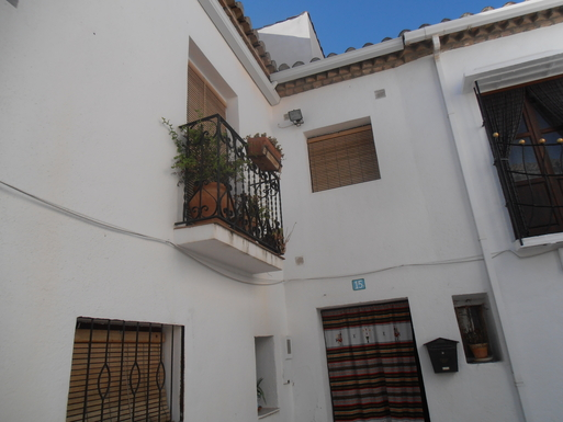 BoligBytte til Spanien,Chite, Andalusia,Beautiful village house with amazing views,Boligbytte billeder