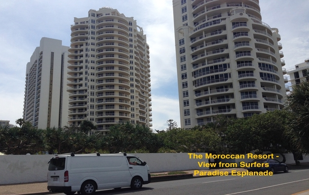 Home exchange in,Australia,Brisbane,Second property - The Moroccan at Surfers Paradise