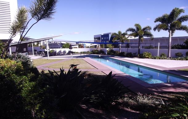 Home exchange in,Australia,Birtinya,Regatta Apartment Lap Pool