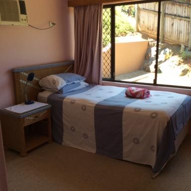 Home exchange in,Australia,Cairns,Single Bedroom