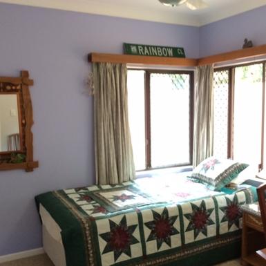 Home exchange in,Australia,Cairns,Second Single Bedroom