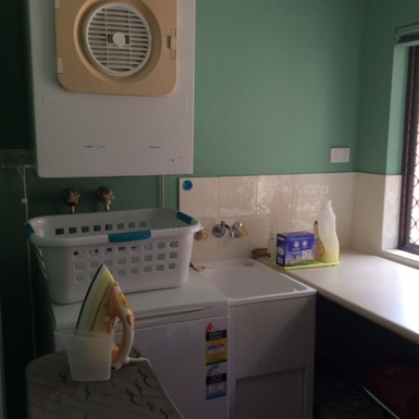 Home exchange in,Australia,Cairns,Laundry
