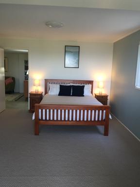Home exchange in,Australia,WOOLGOOLGA,Downstairs Main Guest Bedroom