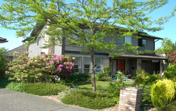 BoligBytte til Canada,White Rock, BC,Family home (2 levels), 45 min from Vancouver,Boligbytte billeder