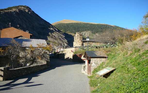 Home exchange in,Andorra,Canillo,Prats village