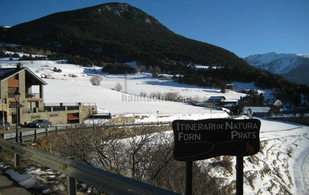 Home exchange in,Andorra,Canillo,Prats in winter