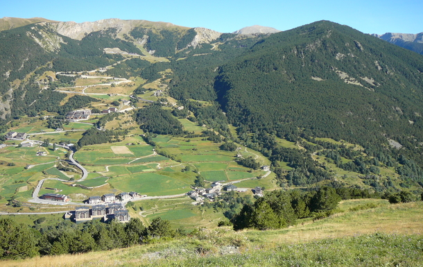 Home exchange in,Andorra,Canillo,Prats and El Forn above Canillo