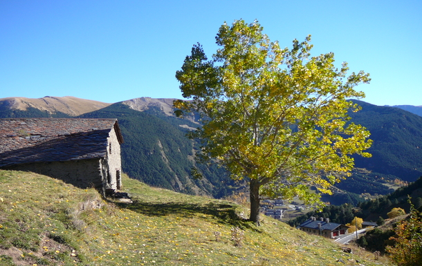 Home exchange in,Andorra,Canillo,Borda de Montaup (Canillo)