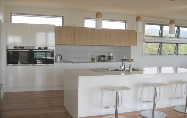 Home exchange in,Australia,Korora,Open plan living