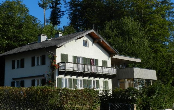 Bostadsbyte i Österrike,Seewalchen am Attersee, Oberösterreich,House&private beach at Lake Attersee/Salzburg,Home Exchange Listing Image