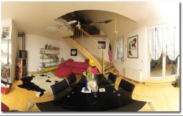 Huizenruil in  Oostenrijk,Vienna, ,Austria - Vienna, 3k, S - Top Floor with View,Home Exchange Listing Image