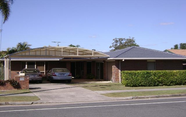 Home exchange in,Australia,HILLCREST,Carport - Main Entrance