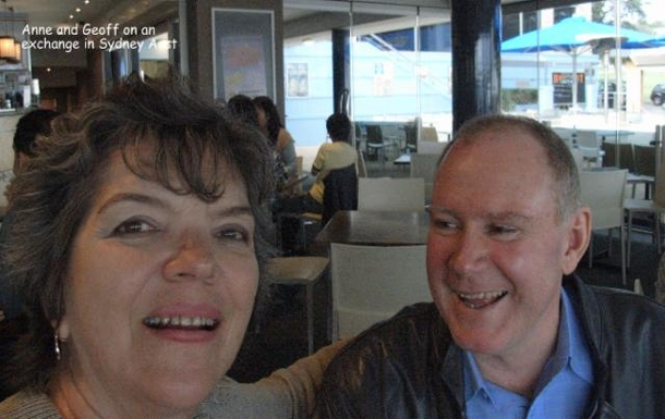 Home exchange in,Australia,RUNAWAY BAY,Geoff and Anne