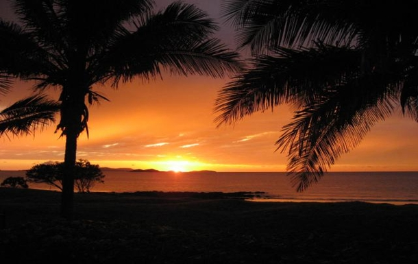 Home exchange in,Australia,EMU PARK,sunrise from our front porch
