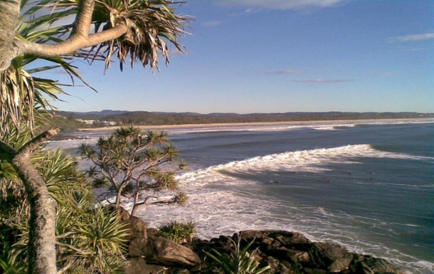 Home exchange in,Australia,POTTSVILLE,Cabarita Beach Headland 7 mins away.