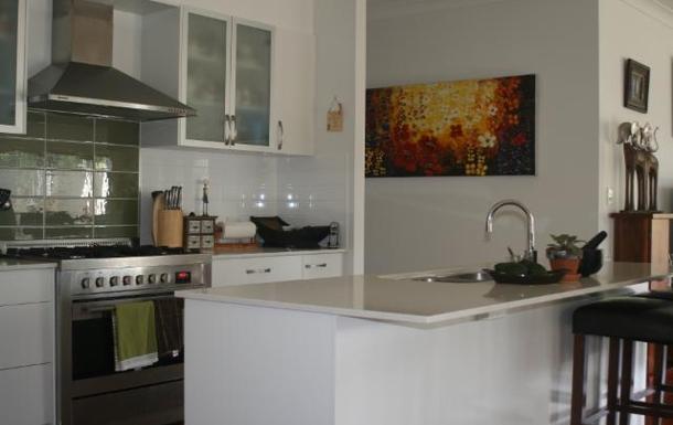 Home exchange in,Australia,POTTSVILLE,Kitchen obviously.  ;-)
