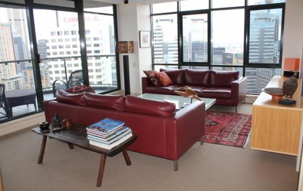 Home exchange in,Australia,SYDNEY,Living room