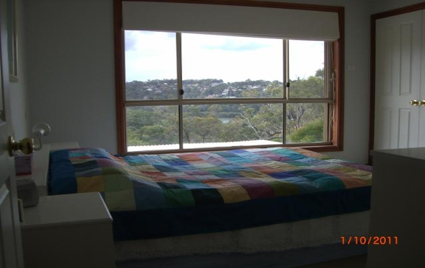 Home exchange in,Australia,ILLAWONG,Main bedroom