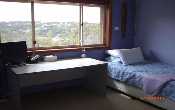 Home exchange in,Australia,ILLAWONG,Two more bedrooms, one double bed, one single bed