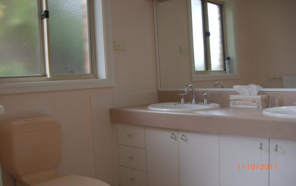 Home exchange in,Australia,ILLAWONG,Ensuite bathroom