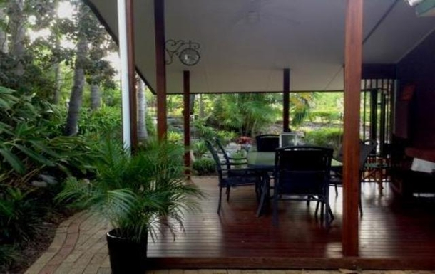 Home exchange in,Australia,SAMFORD VALLEY,Barbeque area